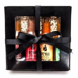 1 Spicy Mama Hot Sauces Gift Set