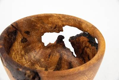 Bowl, wood bowl, kichenware, dining and serving, home and living, maple burl bowl, food bowl, tp28