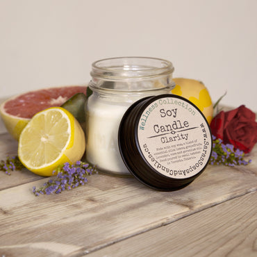 Clarity Soy Candle - 7.5oz