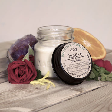 Sensual Soy Candle - 7.5oz