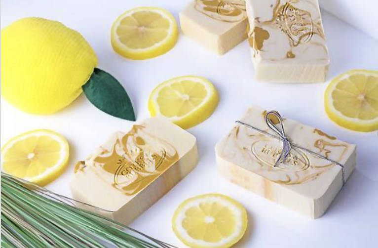 Lemongrass Body Bar