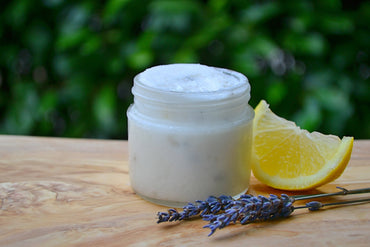 Lemon & Lavender Body Scrub
