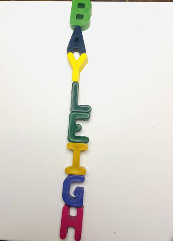 Name Crayons 8 Letters