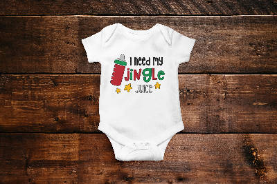 jingle Juice Onesie