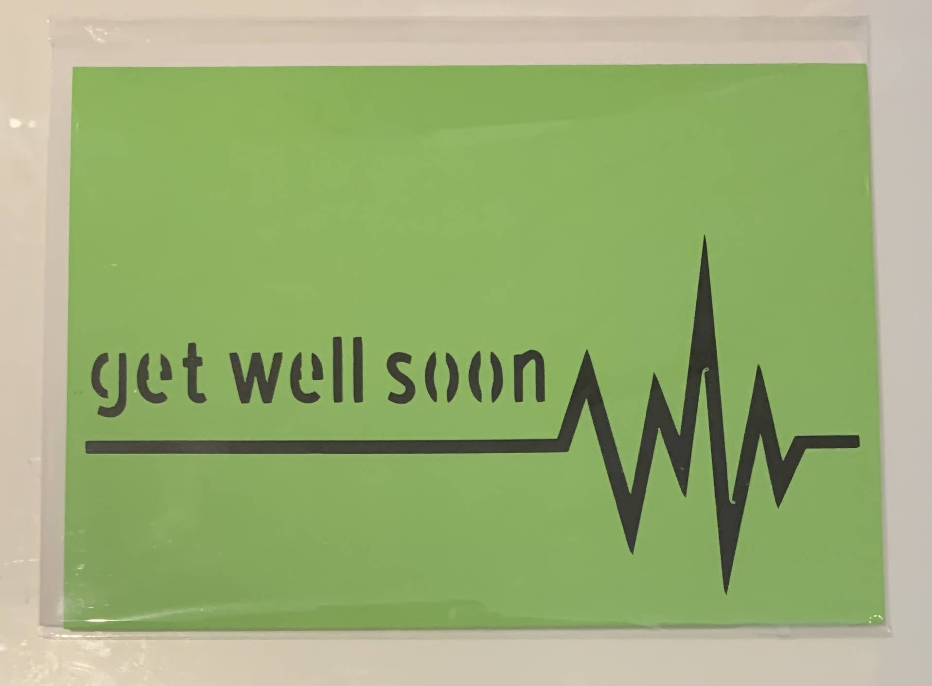 Get Well Soon - Heartbeat