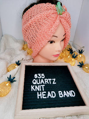 Quartz Knit Headband