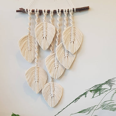 Leaves Wall Hanging