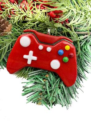 XBox Controller Ornament, Playstation Controller, XBox One Controller, Custom XBox, Christmas Ornament