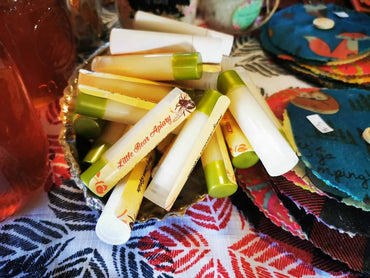HONEYMINT BEESWAX LIP BALM