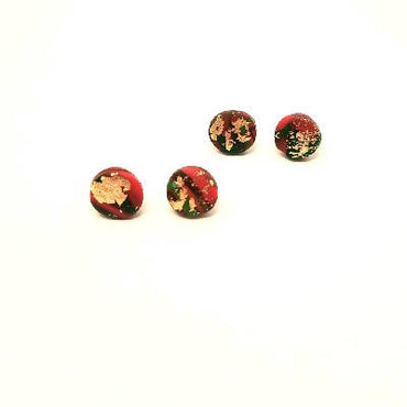 Holiday Ornament Studs