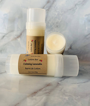 Lavandin Lotion Bar