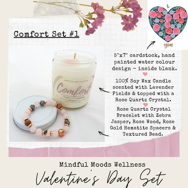 Valentines Day Comfort Set #1