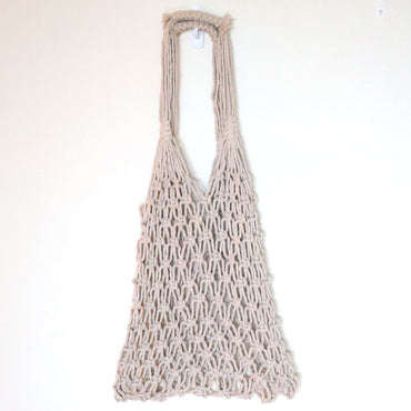 Loose Weave Shopper in Simplicity