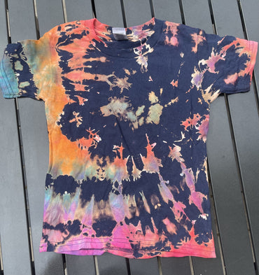 Youth Reverse Tie Dye T-Shirt