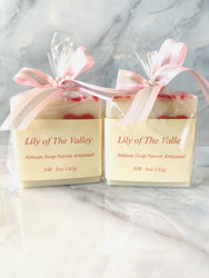 Lily of The Valley Artisan Soap