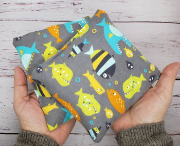 Hot/Cold Pack for kids - Ouch Pouch