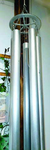 "#11 ULTRA LARGE - 216 Hz Valley Harmonic Wind Chime (maximum length 64"")"