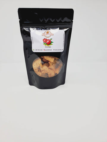 Dried Apple Chips - 25g