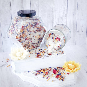 Spring Meadow & Honey Bath Salts