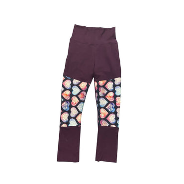 Grow With Me Pants/ Color Block/ Slim Fit Pants/ Grow With Me Clothes/ Grow With Me Leggings/ Grow With Me/ Leggings/ straight leg pants