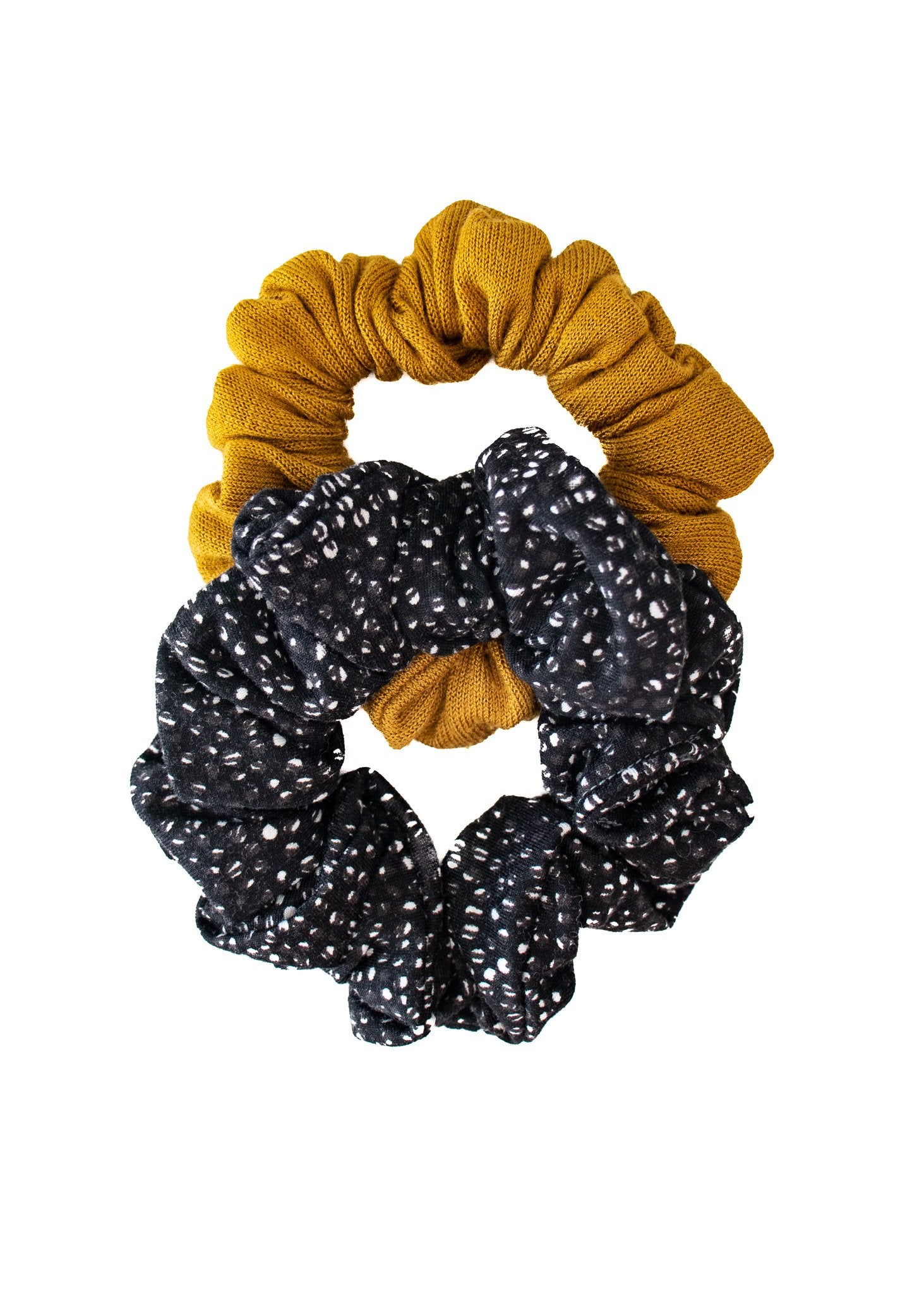 The Retro Scrunchie (2 pack)