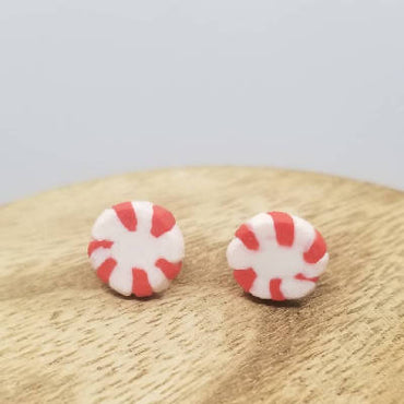 Peppermint Patty Studs