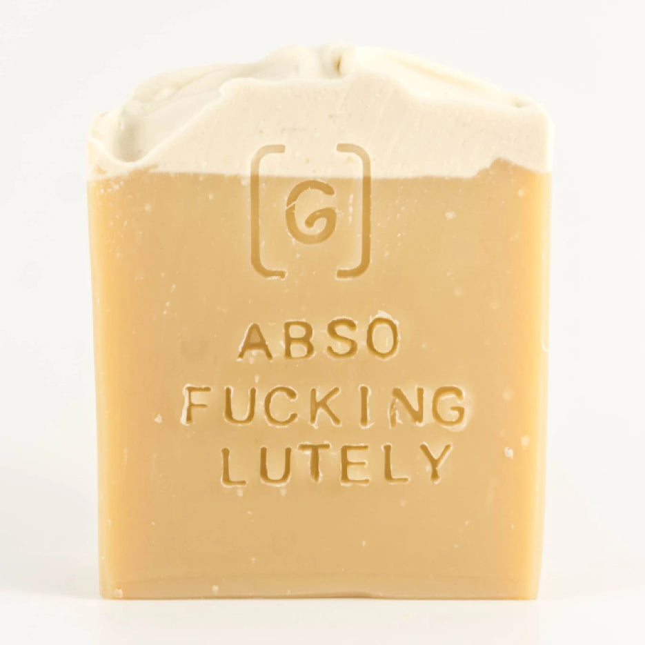 Abso F*&king Lutely ⋆ Soap