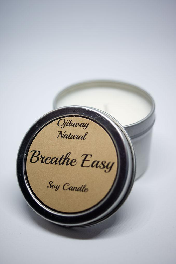 Breathe Easy - Soy Candle