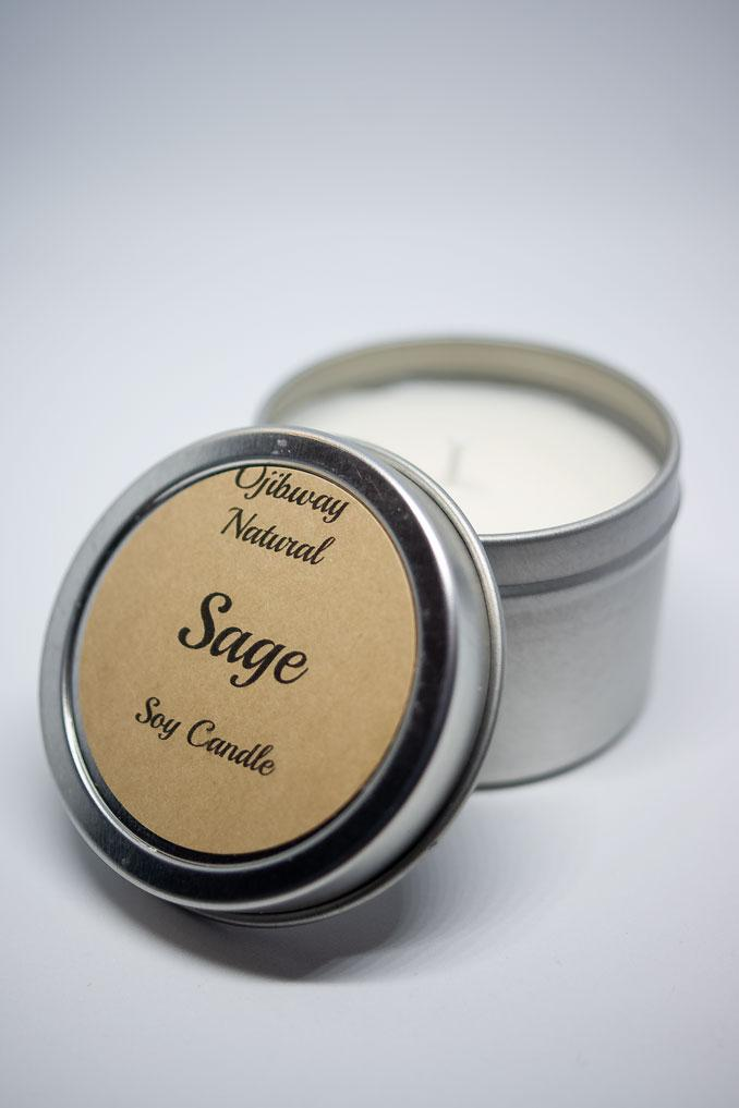 Sage - Soy Candle