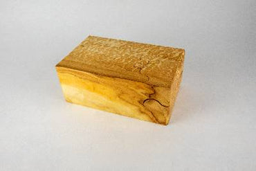 Wood Puzzle box, engagement box, small jewellery box, ring storage, maple wood, tp299