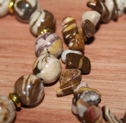 """Creativity, Harmony & Grounding"" Stacking Bracelet"