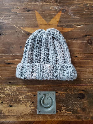 Toque, or Winter Hat.