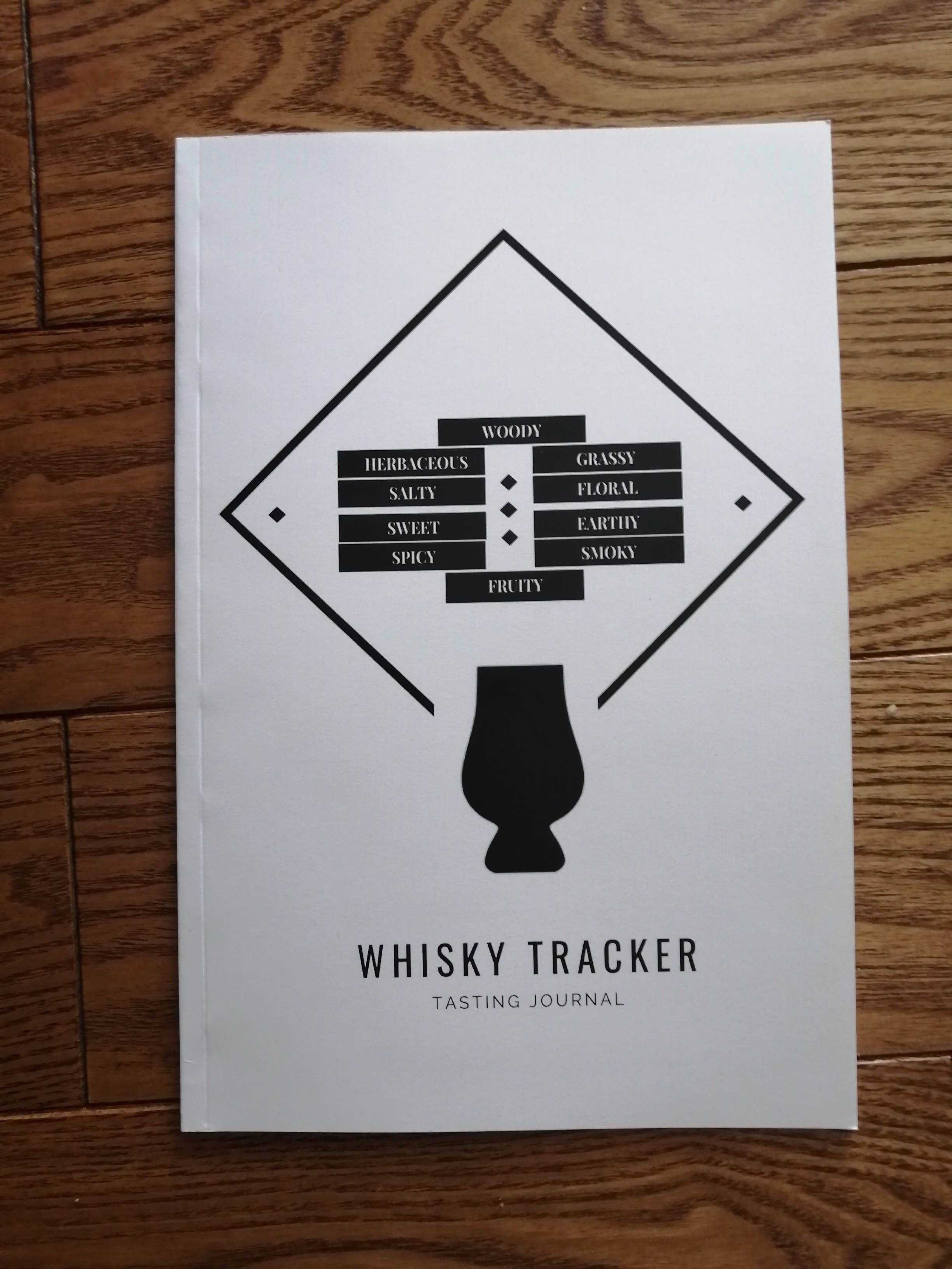 Whisky Tracker Tasting Journal