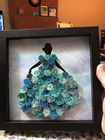 Princess shadow box