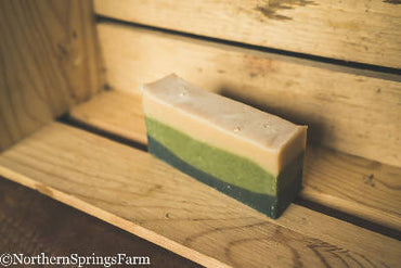 Essential Oils Only Collection Goat Milk Soaps