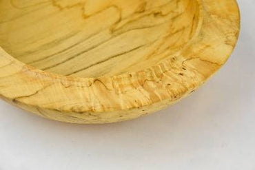 Bowl, wood bowl, kichenware, dining and serving, home and living, Spalted Manitoba maple (boxelder) bowl, food bowl, tp119