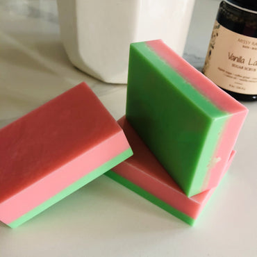 Watermelon Fruit Punch Soap Bar