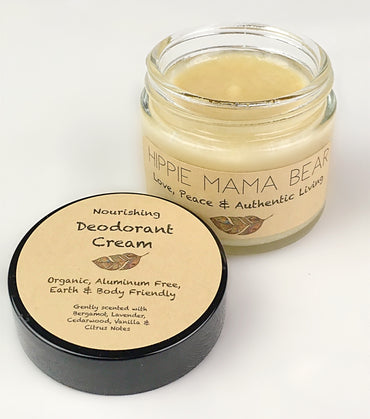 Nourishing Deodorant Cream