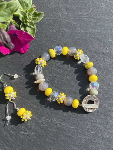 Sunshine Statement Bracelet