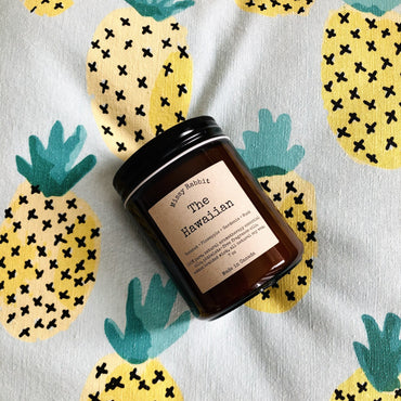 The Hawaiian Handcrafted Soy Candle