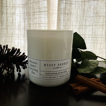 Cinnamon Spice + Everything Nice Luxury Candle