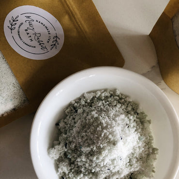 Lavender Relaxation Handcrafted Bath Salts
