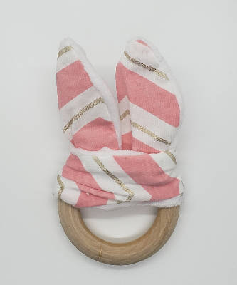 Bunny Ear Ring Teethers