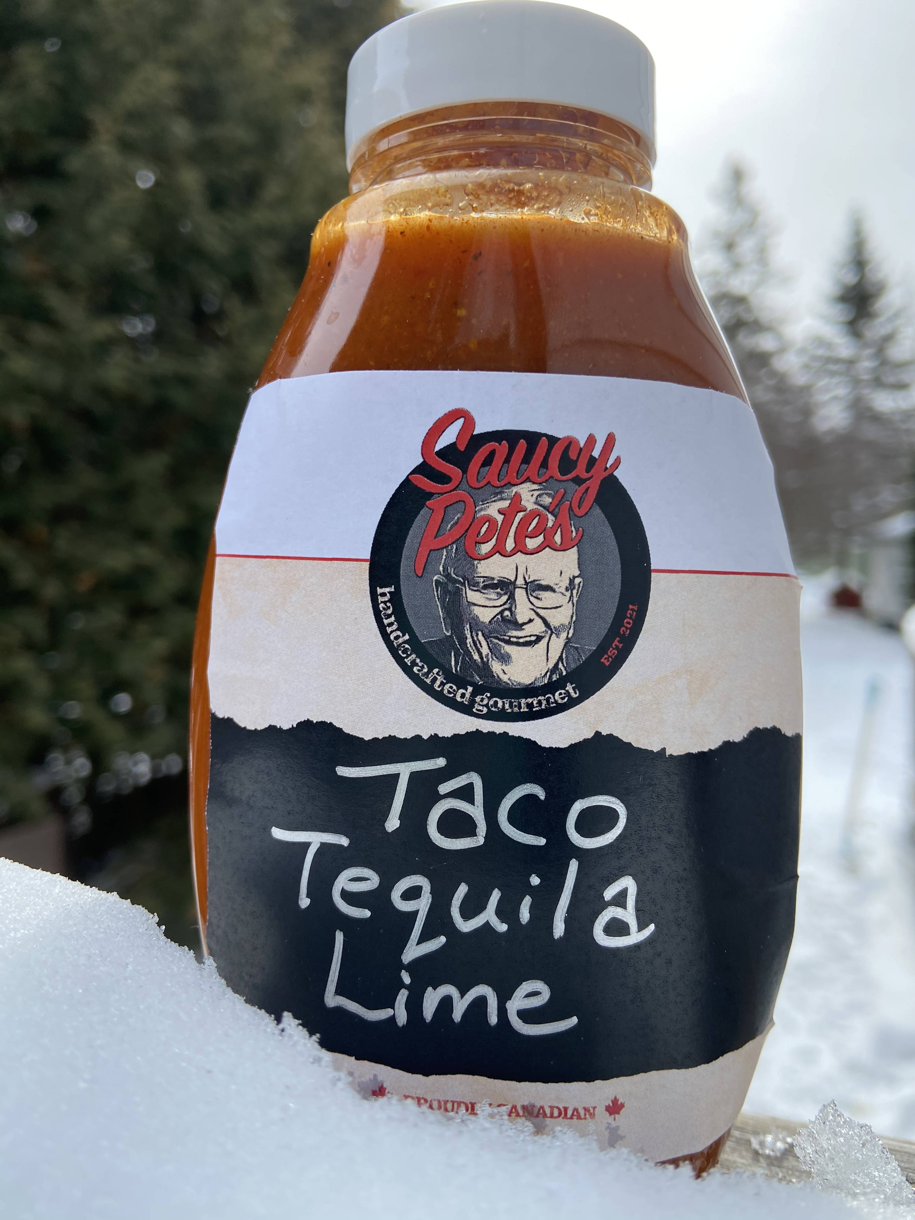 Taco Tequila Lime