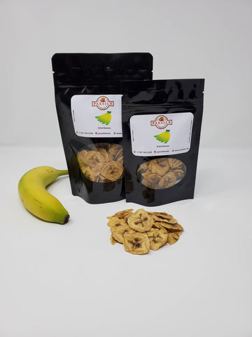 Dried Banana - 25g (Box of 10)