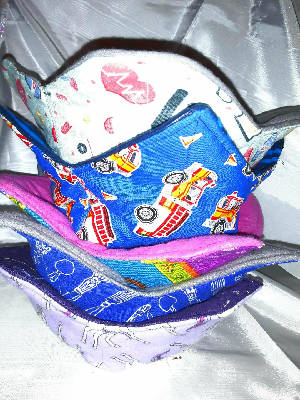 Children's Microwavable Bowl Cozy