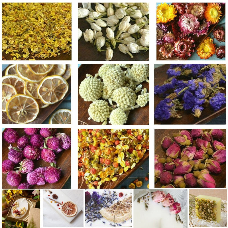 Decorative Dried Flowers