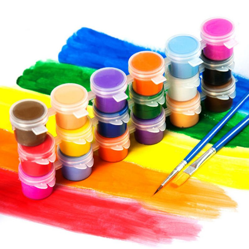 Acrylic Paint Set for Kids
