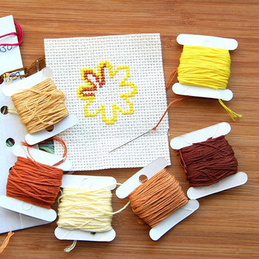 Embroidery Set (150 Colours)