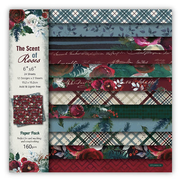 The Scent of Roses Scrapbooking Pad